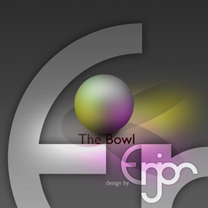 The Bowl - design by Enjor